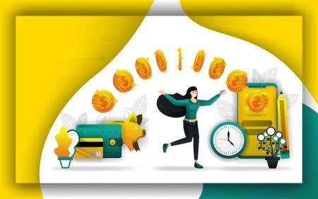 Olymp Trade'de Nasıl Para Çekilir ve Para Yatırılır